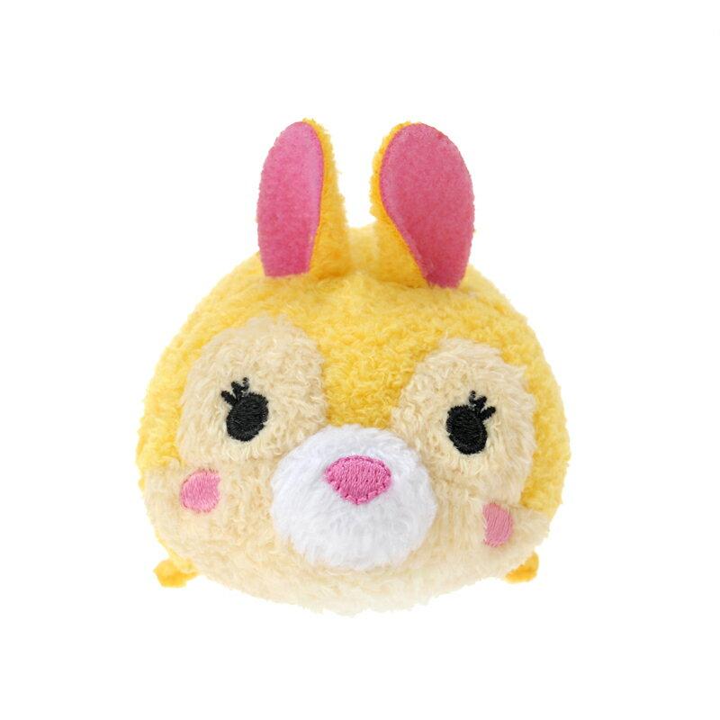 【唯愛日本】14100900011 限定DN茲姆茲姆娃S-邦妮兔 迪士尼 小鹿斑比 兔子 趴姿娃 娃娃 玩偶