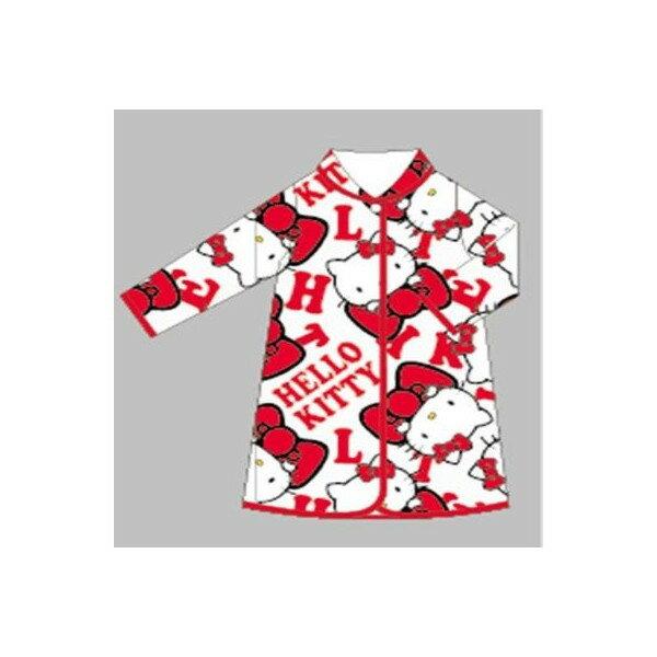 ~唯愛 ~14102500002 保暖袖毯M~KT拿結滿版 三麗鷗 Hello Kitty