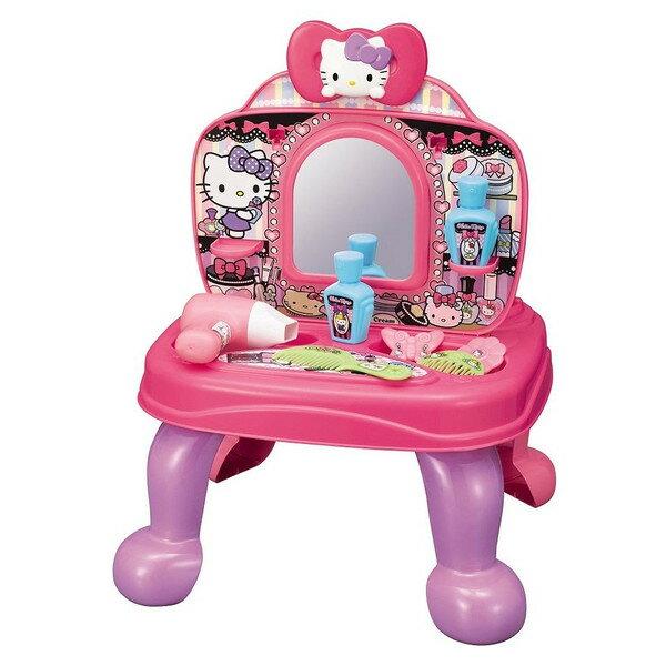 ~唯愛 ~14103100001 梳妝廚房兩用玩具組 三麗鷗 Hello Kitty 凱蒂