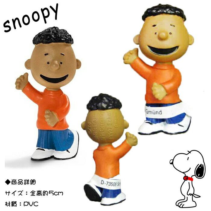 【唯愛日本】15010700004 人形擺飾-富蘭克林 史奴比 史努比 SNOOPY 玩偶 正品