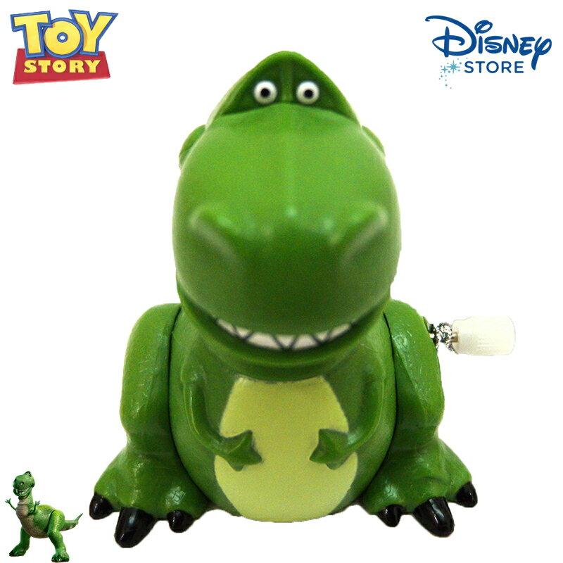 【唯愛日本】15020100029樂園限定發條走路公仔-暴暴龍 迪士尼 玩具總動員 TOY 玩具 可動 正品 限量 日本帶回