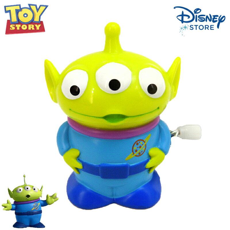 【唯愛日本】15020100030樂園限定發條走路公仔-三眼怪 迪士尼 玩具總動員 TOY 玩具 正品 可動 限量 日本限量