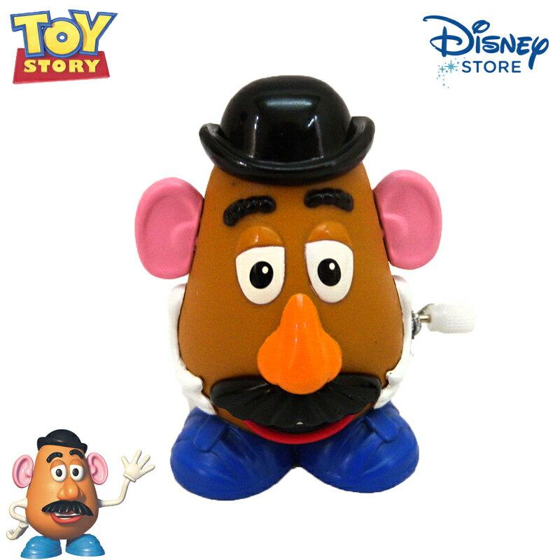 【唯愛日本】15020100031樂園限定發條走路公仔-蛋頭 迪士尼 玩具總動員 TOY 正品 限量 可動 日本帶回