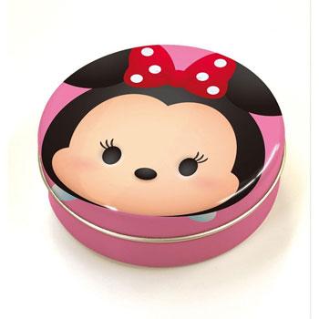 【唯愛日本】15020500049TSUM鐵盒便條紙-米妮 迪士尼 米老鼠米奇 米妮 文具 正品 限量 預購