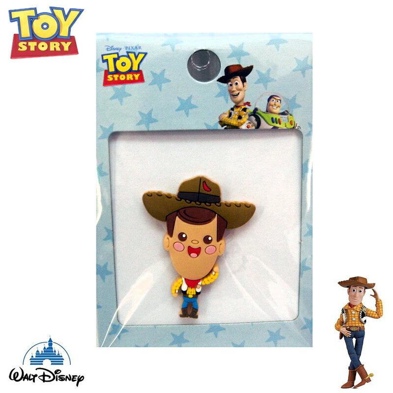 【唯愛日本】15021400034 造型磁鐵-胡迪 迪士尼 玩具總動員 TOY 文具 正品 限量