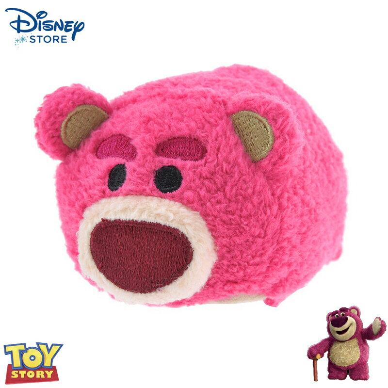 【真愛日本】15030700008 專賣店限定tsum娃S-熊抱哥  迪士尼 玩具總動員 TOY 娃娃 玩偶 手機擦 正品 限量 預購