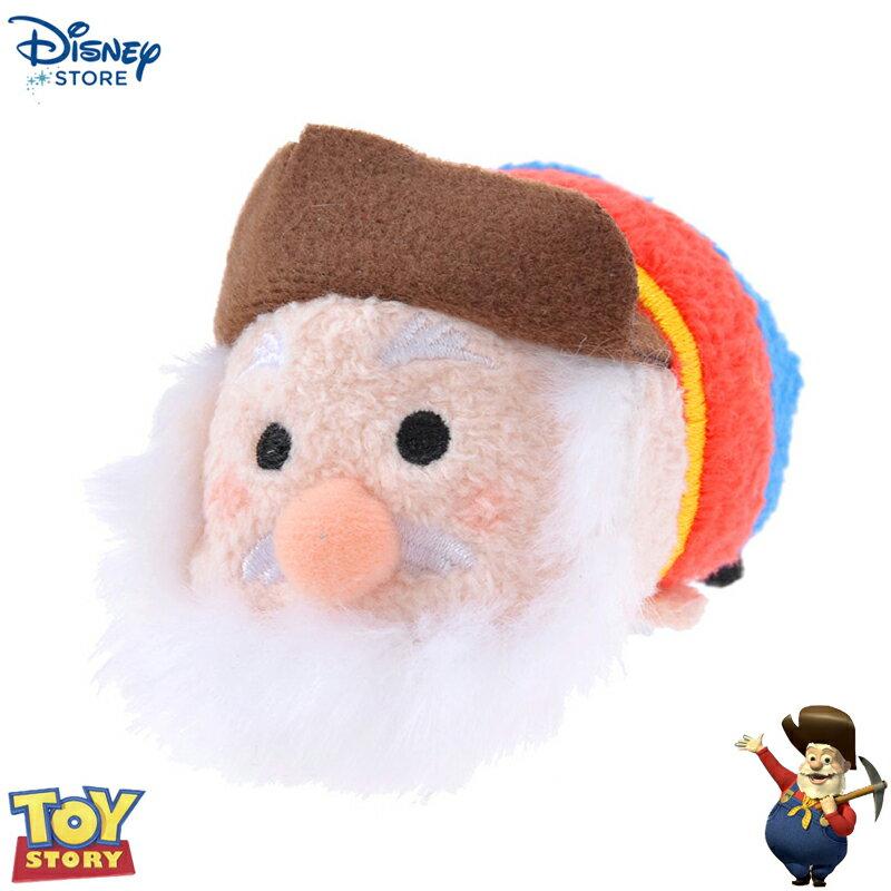 【真愛日本】15030700011 限定DN茲姆茲姆娃S-邋遢彼得 迪士尼 玩具總動員 TOY 礦工 娃娃 玩偶 手機擦 正品 限量 預購
