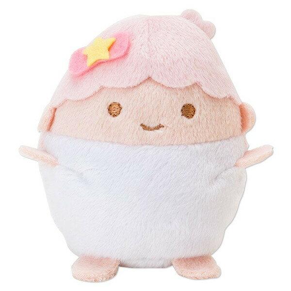 【真愛日本】15031300029 茲姆茲姆娃S-LALA立姿粉 三麗鷗家族 Kikilala 雙子星 娃娃 玩偶 手機擦 正品 限量