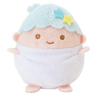 【真愛日本】15031300030 茲姆茲姆娃S-KIKI立姿藍 三麗鷗家族 Kikilala 雙子星 娃娃 玩偶 手機擦 正品 限量