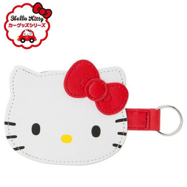 【真愛日本】15032500030 造型多用途遙控器收納套-紅 三麗鷗 Hello Kitty 凱蒂貓 居家 正品 限量
