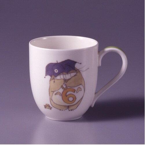 【真愛日本】15041500046龍貓限定月份杯-6月 預購龍貓 TOTORO  杯子 水杯 馬克杯 正品 限量 預購