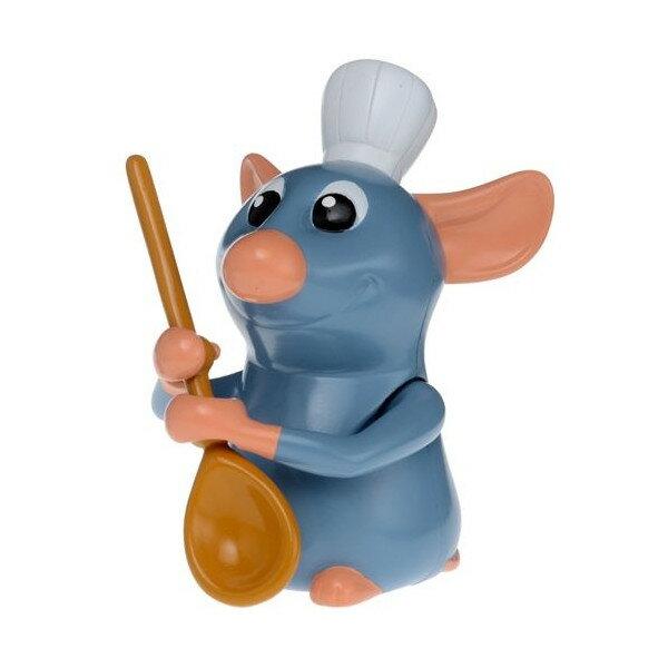 【真愛日本】15042300014 發條公仔-料理鼠王小米 料理鼠王 玩具 正品 限量 預購
