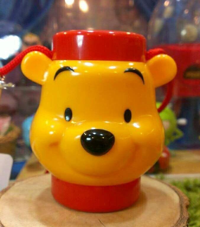 【真愛日本】15051600038LED燈籠投射燈-維尼 迪士尼 小熊維尼 POOH 維尼熊 玩具 正品 限量 預購