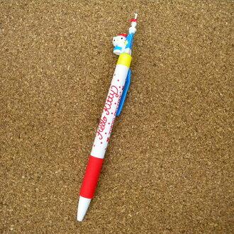 【真愛日本】15051700057 日本限定原子筆-塗鴉晴空塔 三麗鷗 Hello Kitty 凱蒂貓 文具 書寫 正品 限量 預購