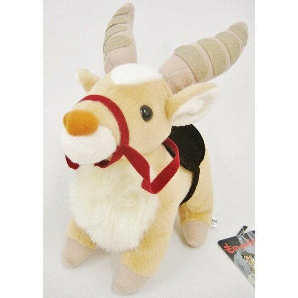 絨毛娃 亞克路 魔法公主 宮崎駿 吉卜力 布偶 收藏 擺飾 娃娃 玩偶 4974475673631 真愛日本