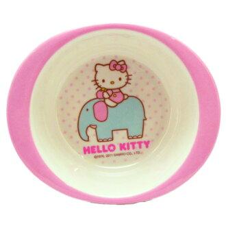 【真愛日本】 12021500004 雙耳湯碗-與動物 三麗鷗Hello kitty 凱蒂貓 參碗 兒童餐具 台灣製
