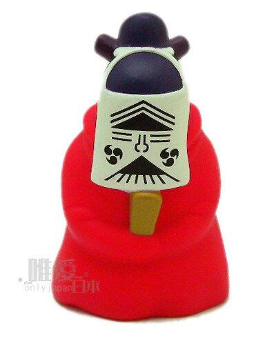<宮崎駿會館> 12022100015 指套娃娃-紅衣面具 神隱少女 千?千尋?神?? 日本帶回