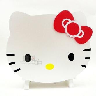 【唯愛日本】13112500011 大臉掀蓋三層櫃-珠光 三麗鷗 Hello Kitty 凱蒂貓 飾品盒 置物盒