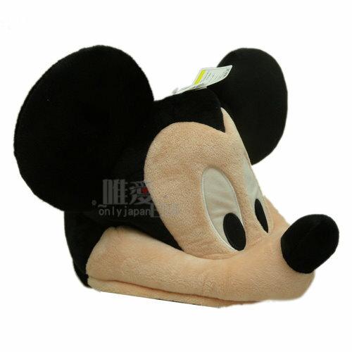 【唯愛日本】15020100061娃娃造型帽-米奇 迪士尼 造型帽 毛帽 變裝帽