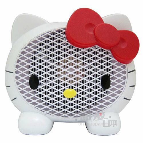 【唯愛日本】14052000002 多功能補蚊器-白 三麗鷗 Hello Kitty 凱蒂貓 捕蚊器 正品