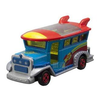 【真愛日本】 12080300012 TOMY車-夢幻三眼怪 玩具總動員 TAKARA TOMY多美小汽車 汽車模型