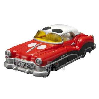 *唯愛日本*TAKARA TOMY多美小汽車 12080300013 TOMY車-米奇夢幻骨董車 玩具總動員 汽車模型