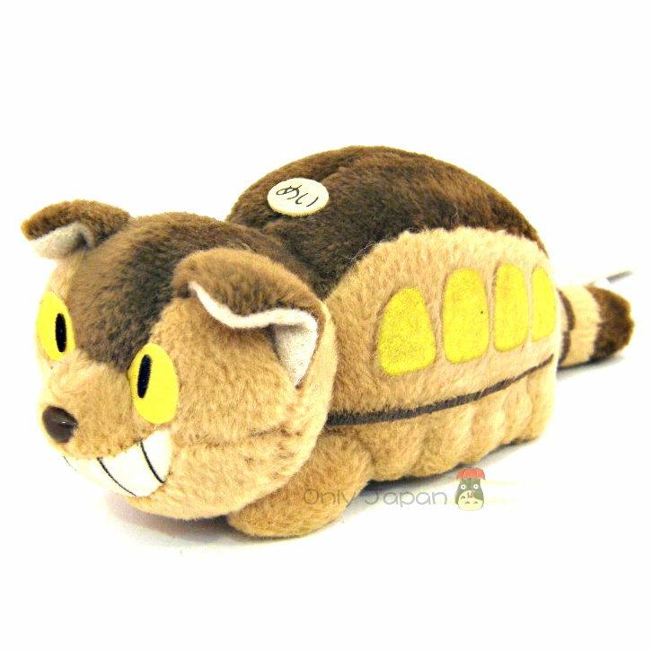 【真愛日本】16012500029 拉震娃-貓公車 龍貓 TOTORO 豆豆龍 龍貓公車 震動娃娃 玩具 布偶 玩偶