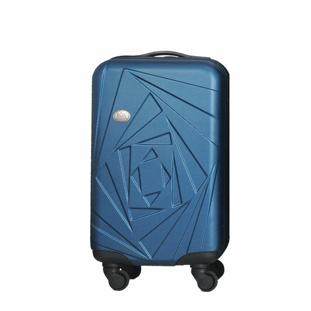 Mon Bagage 巴黎風情系列ABS輕硬殼 20寸 登機箱 旅行箱 行李箱 5