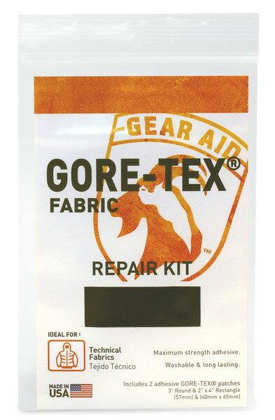 【【蘋果戶外】】Gear Aid McNETT 15310 美國製 Gore-tex 原廠補釘/修補片/風雨衣修補片/GTX補丁