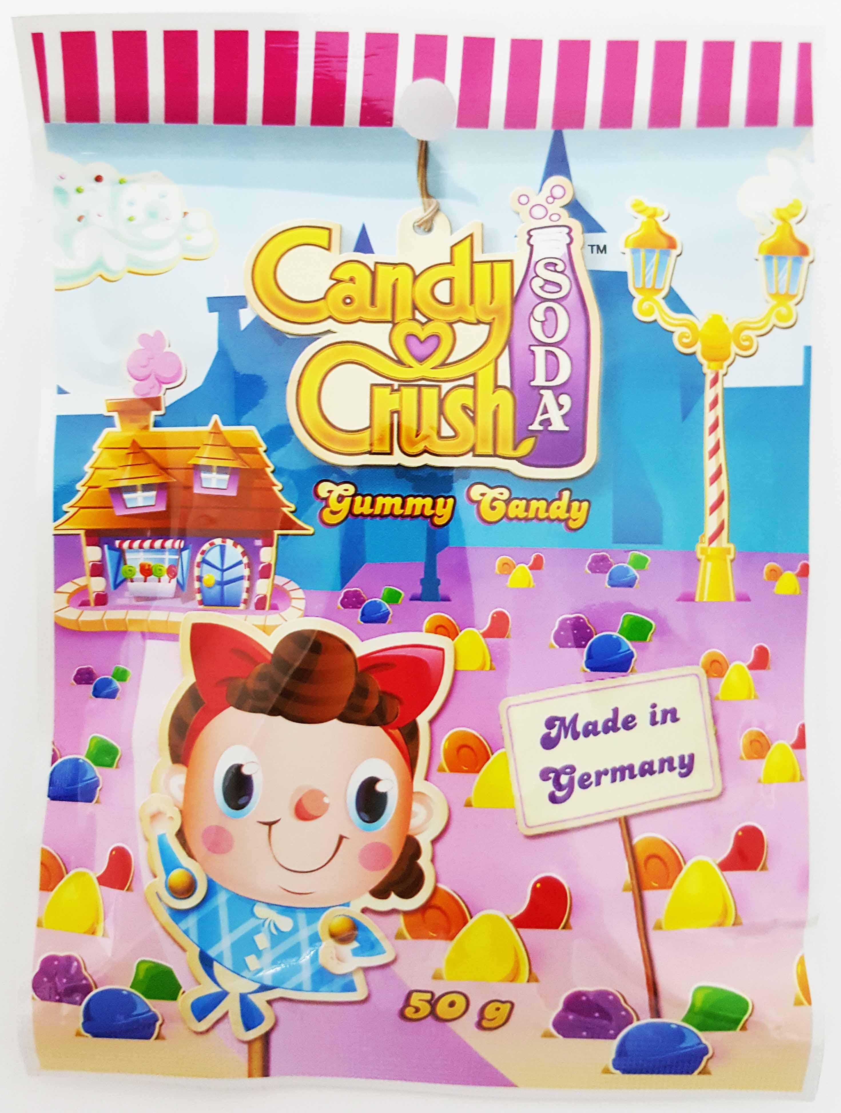【KTmiss】Candy Crush 果香軟糖