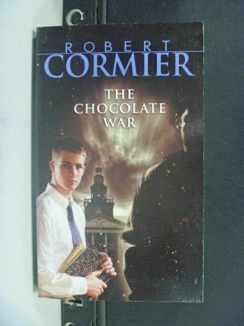 【書寶二手書T6/原文小說_NIJ】The chocolate war_Cormier, Robert, more