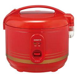 【日象】6人份立體保溫電子鍋 ZOR-8061R(紅)