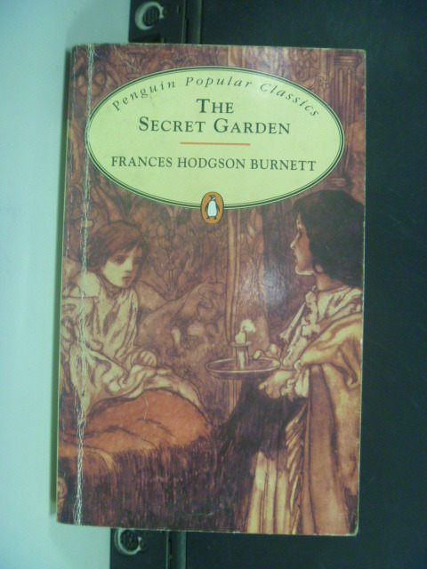 【書寶二手書T9/原文小說_IKS】The Secret Garden _BURNETT