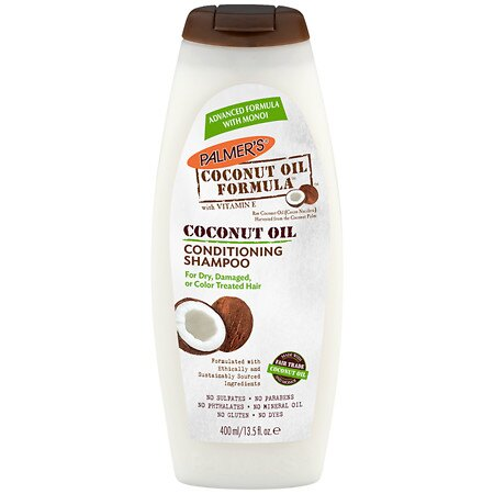 美國 Palmer's 梔子花修護洗髮精 400ml Coconut Oil Unicorn - 限時優惠好康折扣