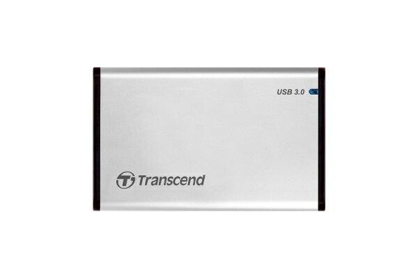 【 儲存家3C 】創見StoreJet 25S3 USB 3.0硬碟外接