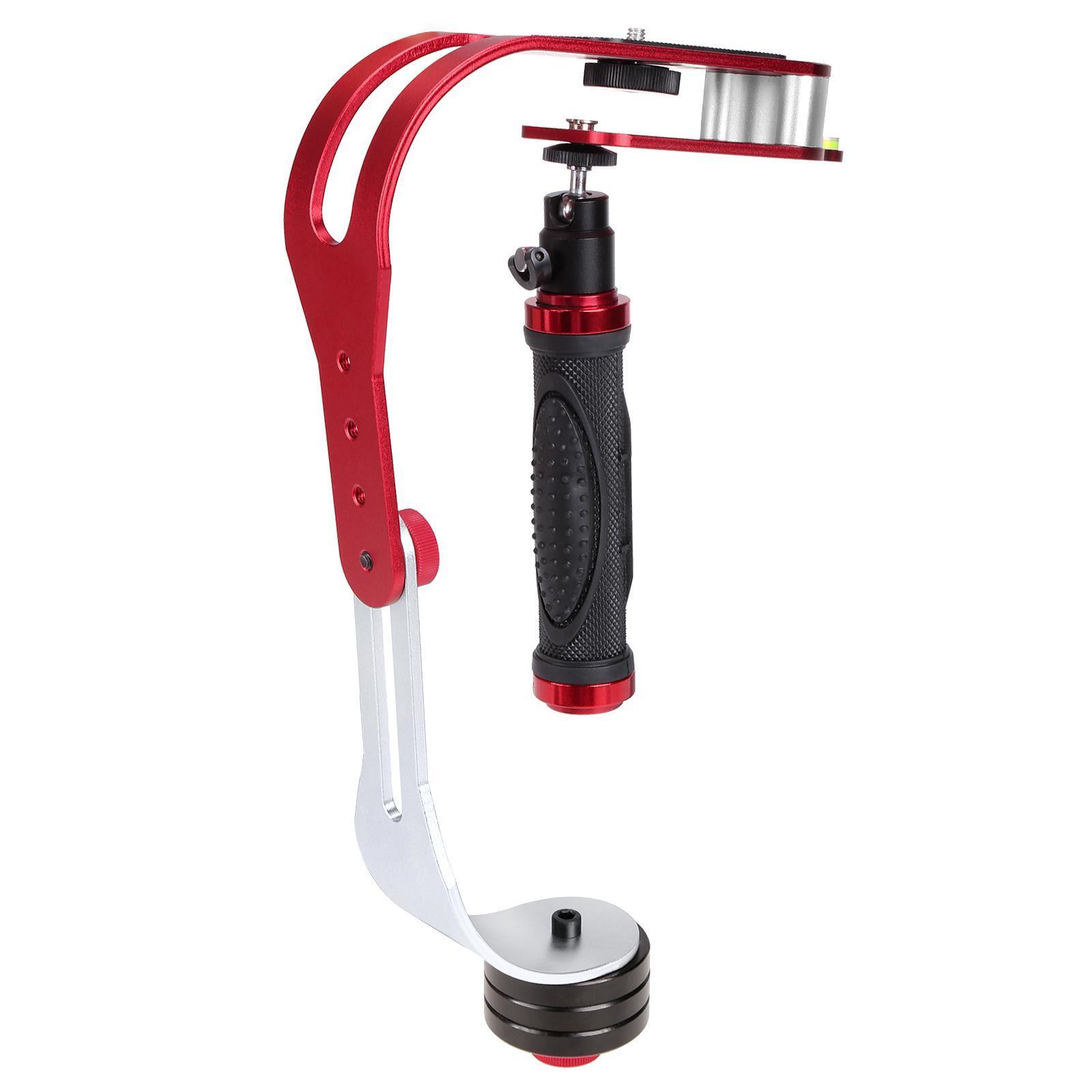 Hand-held Steady Cam Video Stabilizer Motion Steadicam Cam For DSLR Camera Camcorder 0