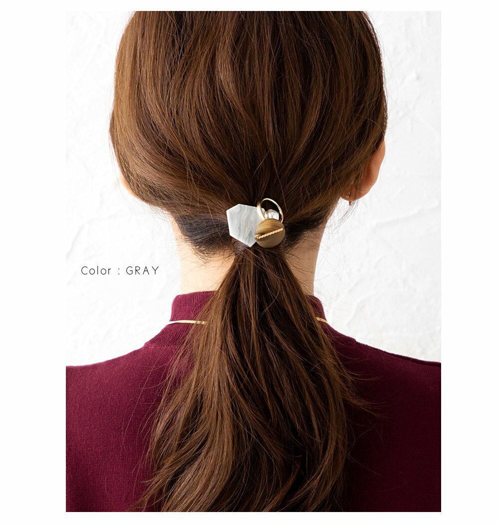 日本CREAM DOT  /  可愛幾何髮叉 髮簪  /  a03657  /  日本必買 日本樂天直送(1298) 4