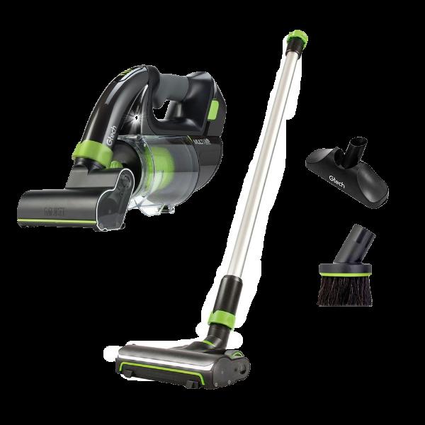 【超殺大全配+好省日點數最高23%】英國 Gtech 小綠 Multi Plus K9 寵物版無線除蟎吸塵器 地板套件組