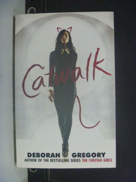 【書寶二手書T4/原文小說_HKG】Catwalk_Gregory, Deborah