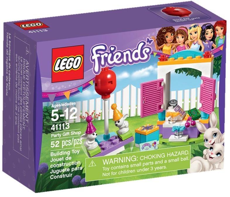 ☆勳寶玩具舖【LEGO樂高】Friends系列 LT41113 派對禮品店