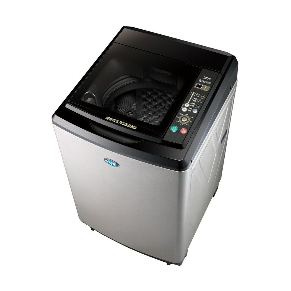 台灣三洋 SANLUX 15公斤直立式洗衣機 SW-15AS6
