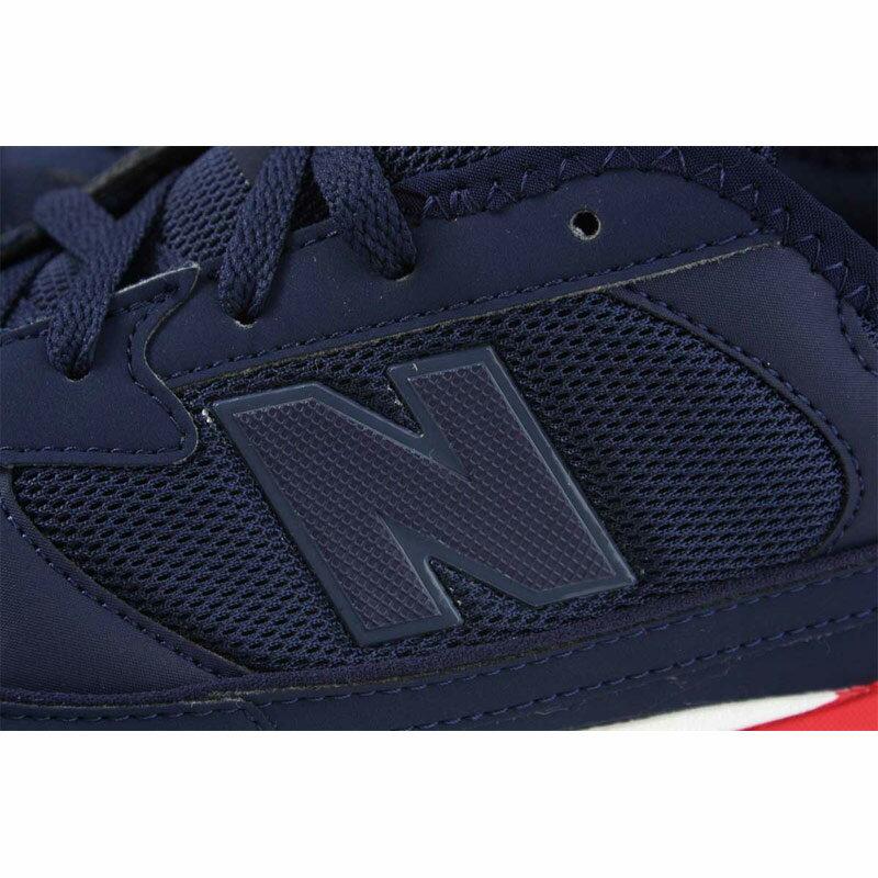 NEW BALANCE X-RACER 復古鞋 運動鞋 深藍色 男鞋 MSXRCFT-D no680 2