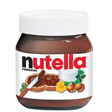 Nutella 能多益 榛果可可醬-1罐(180g/罐) 【合迷雅好物商城】
