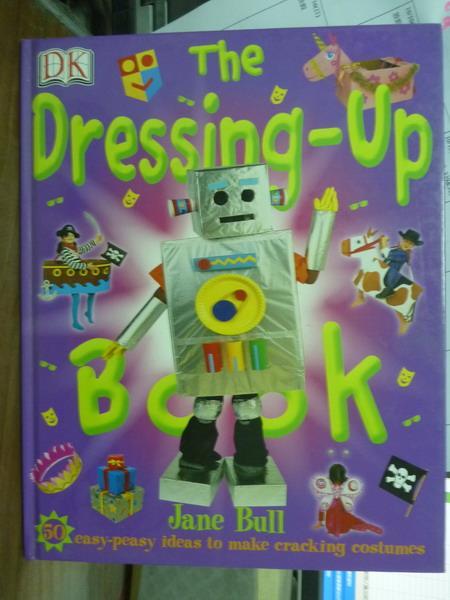【書寶二手書T3/少年童書_QFN】The Dressing-up Book_Jane Bull