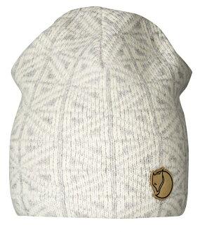 Fjallraven 小狐狸 羊毛帽/毛帽/休閒帽/針織毛帽/ Frost Hat 77197 107 亞麻