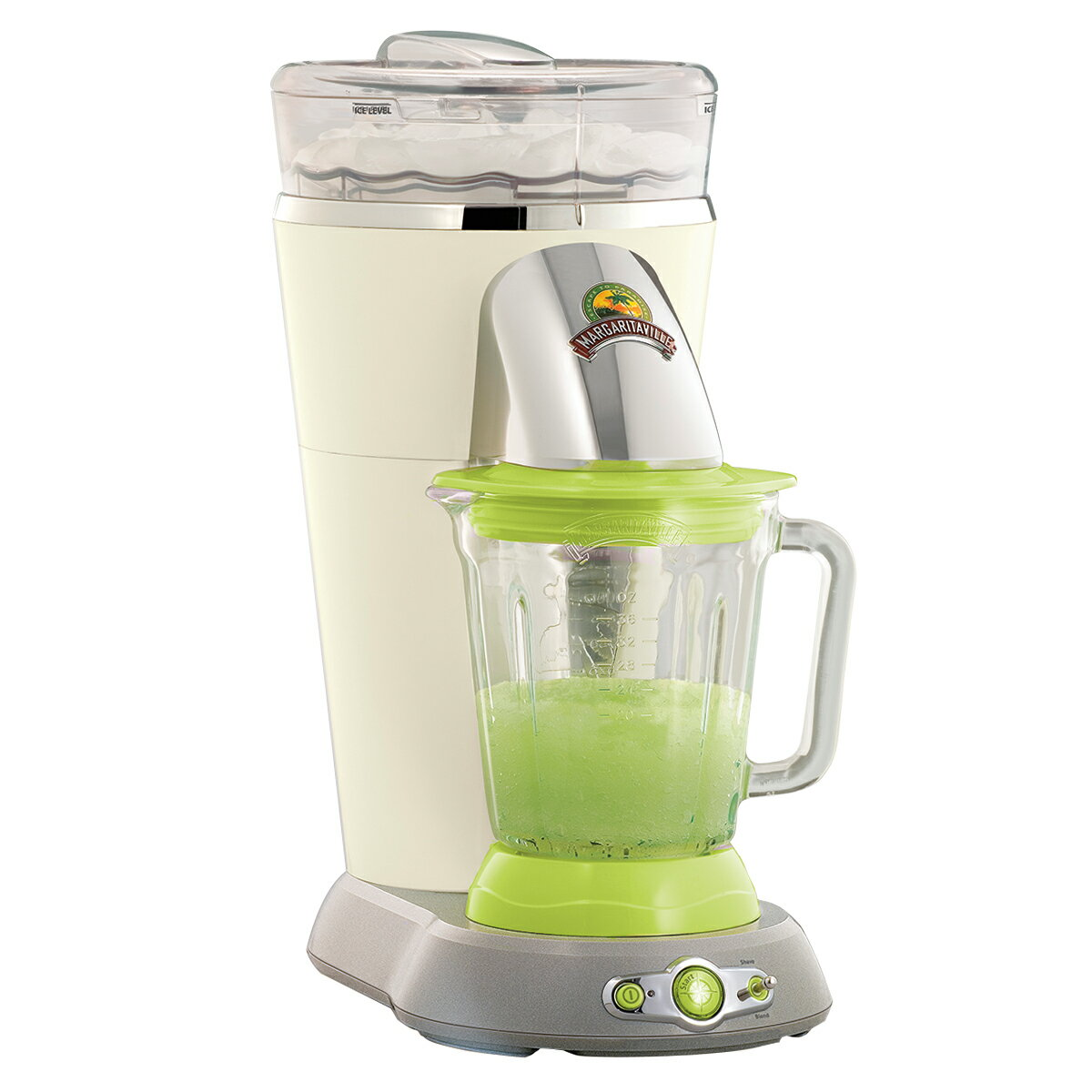 Margaritaville Bahamas™ Frozen Concoction Maker®, Off White & Lime Green DM0500-000-000 0
