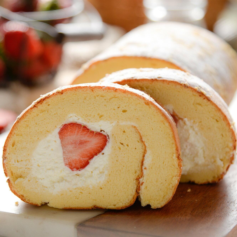 經典草莓乳酪捲❤買一送一領券最高200❤買就送:蜂蜜芋頭捲 12 / 13~12 / 24 優惠券滿699折100 2