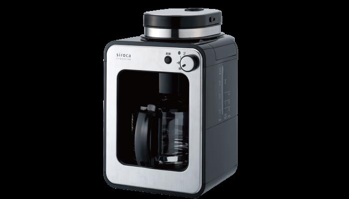 ★杰米家電☆ (來電享優惠)SAMPO 聲寶(日本SIROCA)自動研磨咖啡機【SC-A1210S】