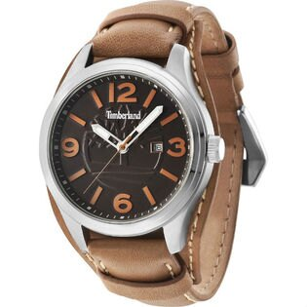 Timberland天柏嵐TBL.14476JS12美式潮流時尚腕錶黑面46mm