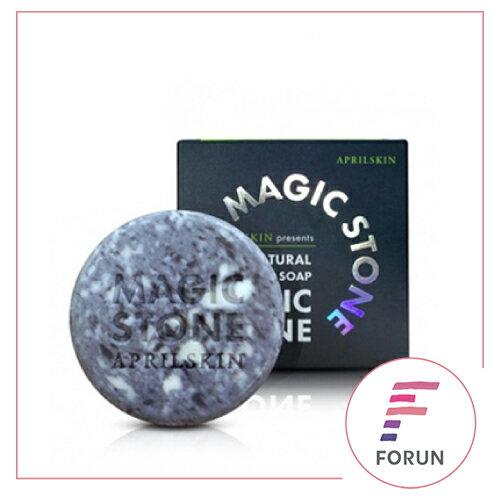 韓國 April Skin 天然魔法石 Magic Stone Original 洗顏皂 100g 夜用【FORUN BEAUTY】